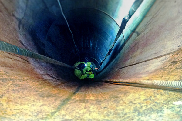 Confined Space Entry & Cleanings